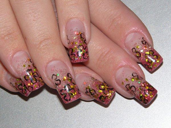 дизайн ногтей для начинающих фото: