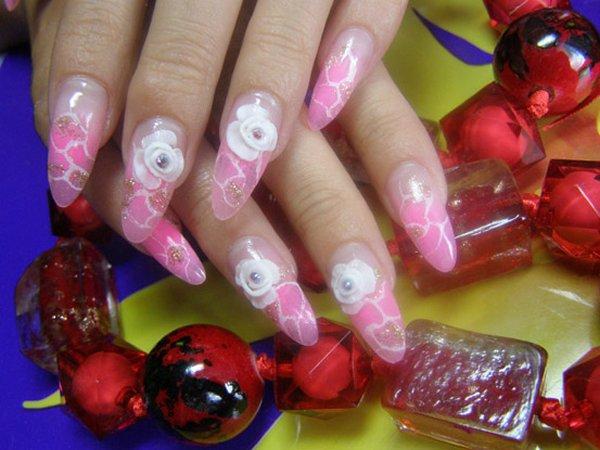 Фото ногти квадратные цветные ногти