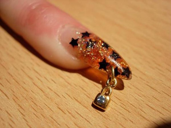 Нарощенные ногти фото маникюр фото
