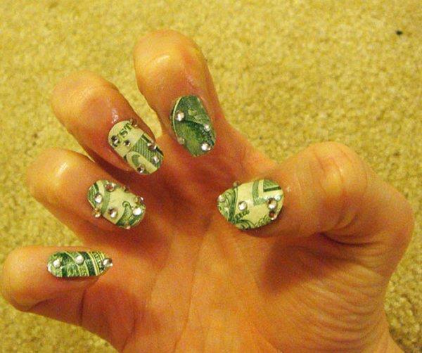 Дизайны ногтей фото квадратные ногти