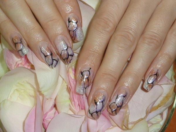 сайт дизайна ногтей: