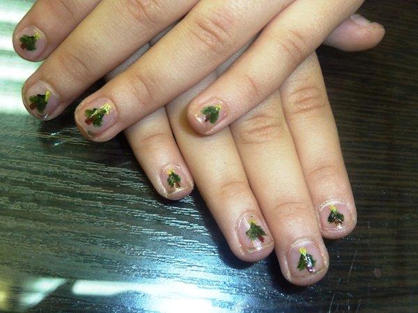 Фото 2011 весна гелевые ногти ногти