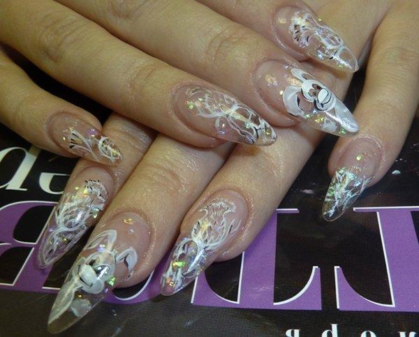 Самые красивые дизайн ногтей