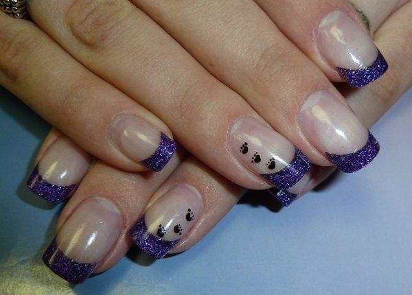 Фото ногти весенний дизайн