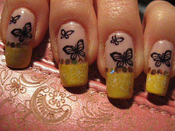 Как сделать накладные ногти в домашних фото 384