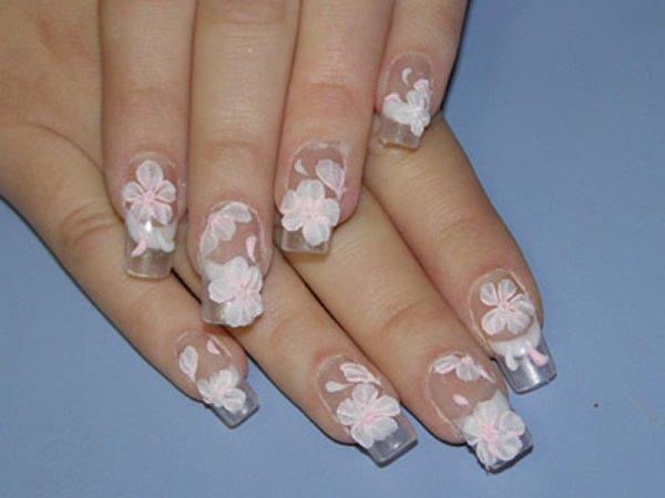 Гелевые ногти самые красивые дизайн