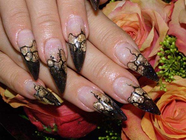 Ногти на выпускной - цветной гель для ногтей, смотреть ...: http://nogtimanik.narod.ru/nogti-na-vypusknoy.html