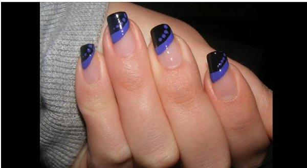Покрыть ногти гелем нарощеные ногти