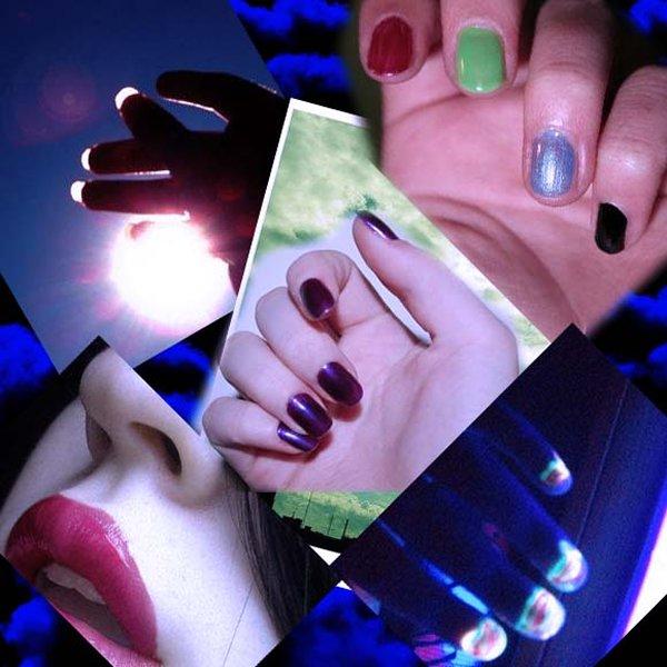 Китайские ногти модные ногти 2011 фото