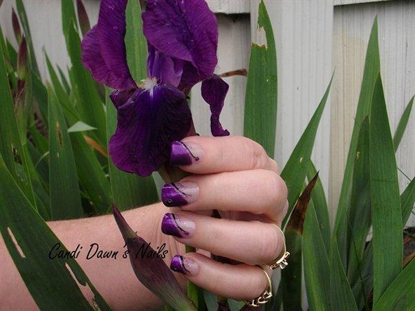 Красивые рисунки на ногтях ставрополь