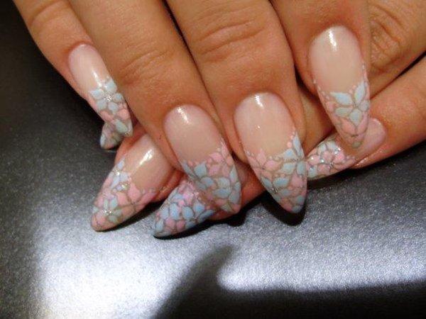 Ногти в минске как красить ногти