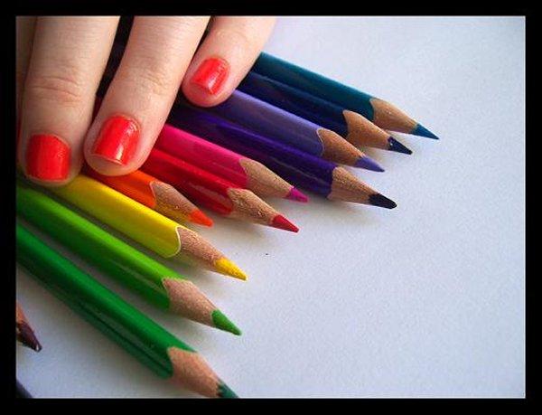Самые красивые ногти 2011 черные ногти