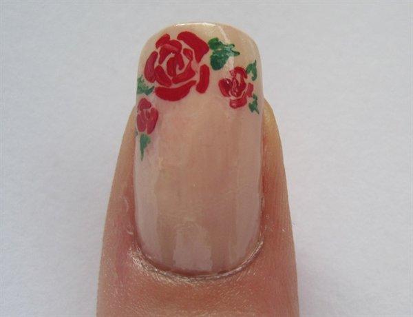 Наращивание ногтей гелем дизайн блестками