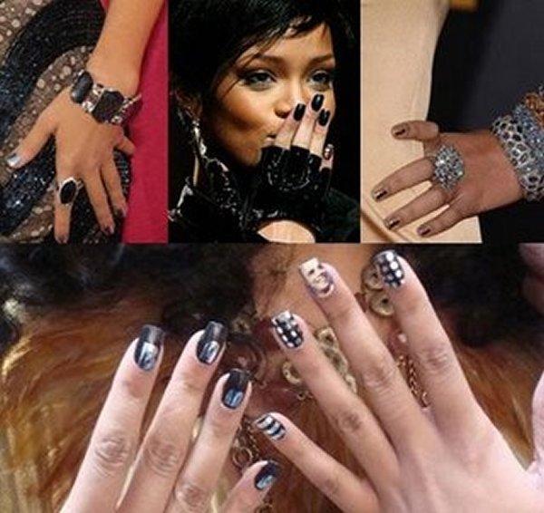 Ногтей объемные ногти ногти орел