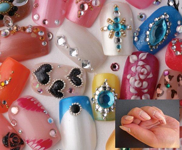 Ногти донецк модный маникюр лето 2011
