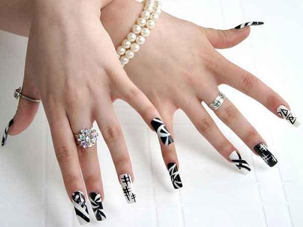 ногтей, ногти дизайн фото