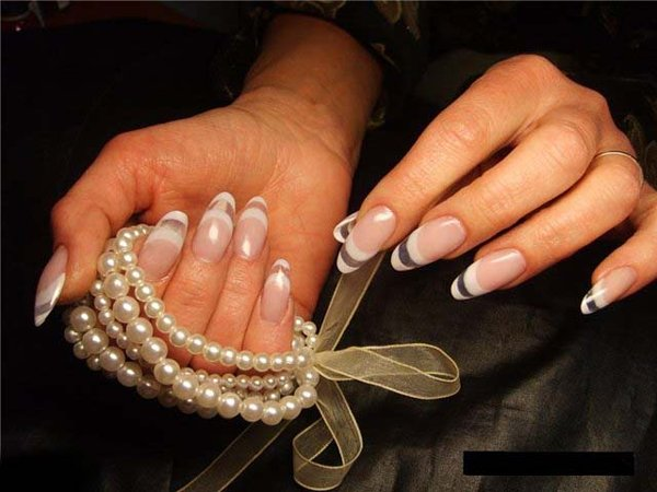 Пальчики маникюр ногти дизайн